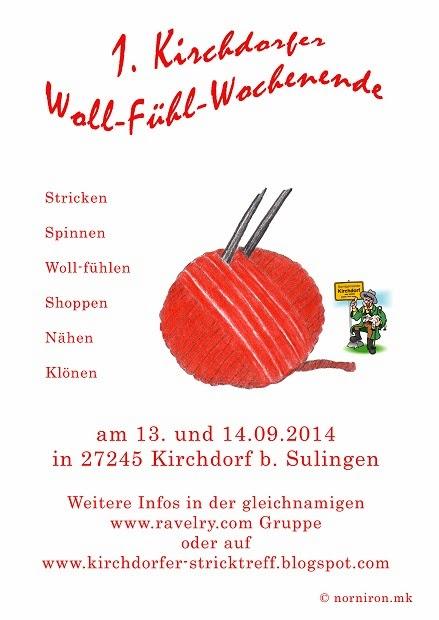 Kirchdorfer Woll-Fühl-Wochenende