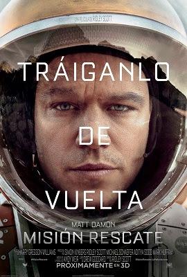 Marte: Misión Rescate en Español Latino