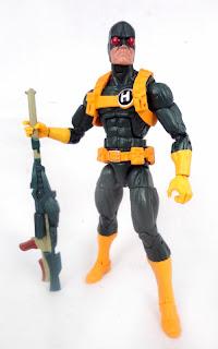 Hasbro Captain America Marvel Legends Hydra Soldier Figure