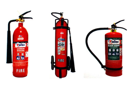 Fire Fighting Equipments Refilling