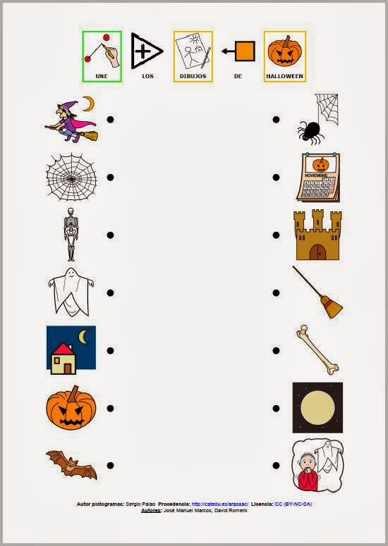 Mi Aula Enclave: Actividades para Halloween