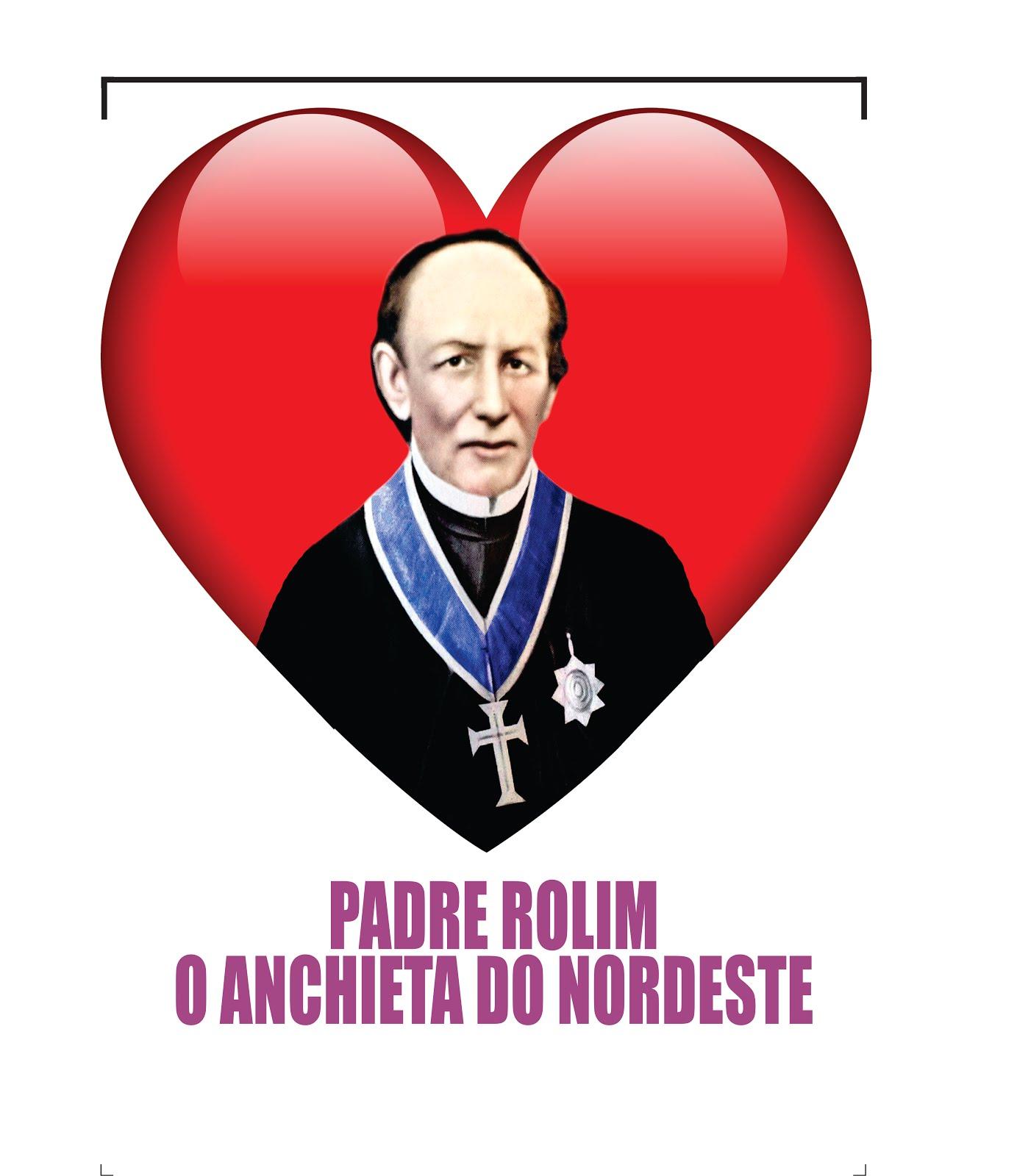 BANNER  DO PADRE ROLIM DE CAJAZEIRAS PB