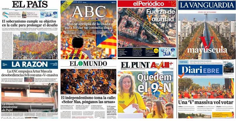 Independencia de Cataluña, Catalunya