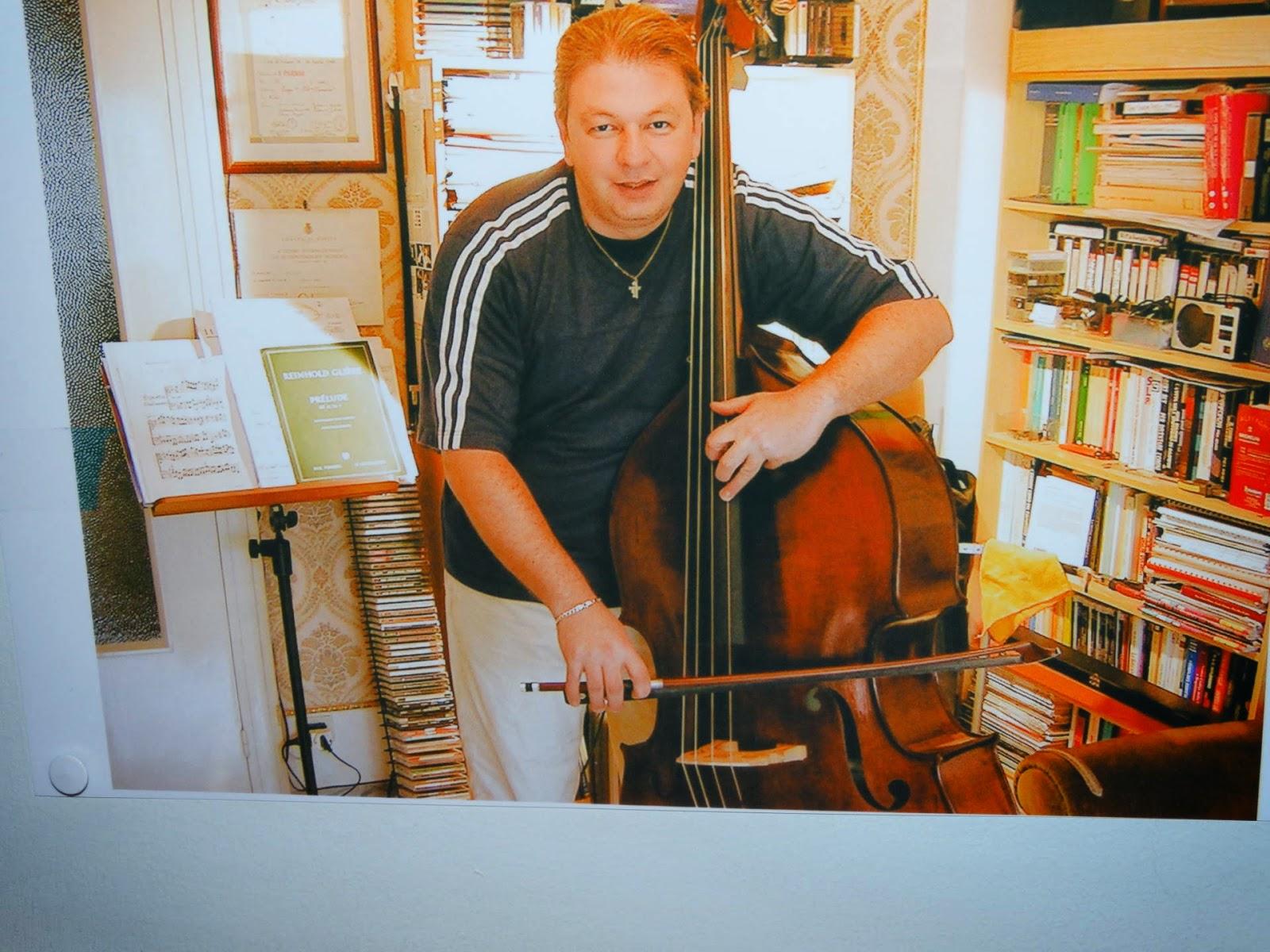 "The Double Bass Blog "" Il Contrabbasso "" 05 10 14 12 10 14"