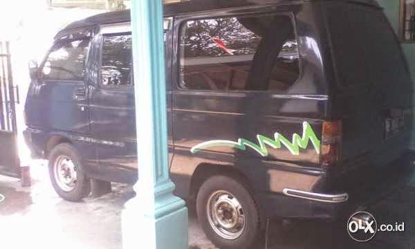 Jual Daihatsu Zebra 1.3 Biru Donker, Th90, 21jt | Mobil ...