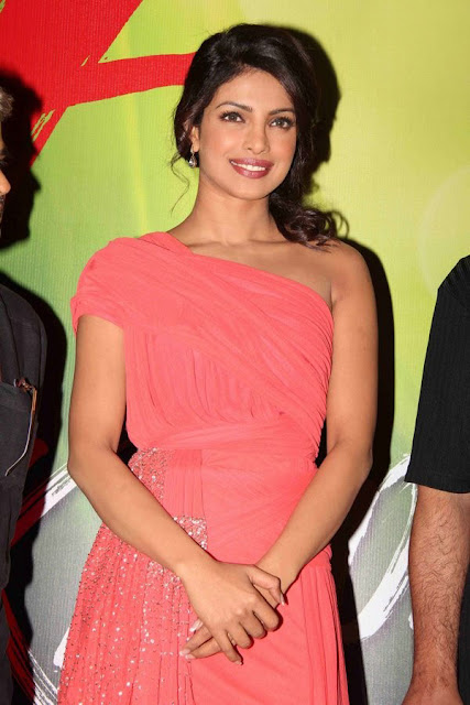 Priyanka Chopra at 7 Khoon Maaf Promotional Event