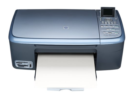 Hp PSC 2355 All-In-One Printer Driver Download