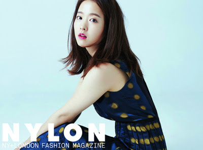 Park Bo Young Nylon December 2015