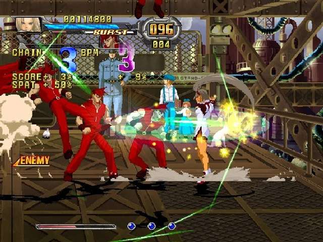 Guilty Gear Isuka PC Full
