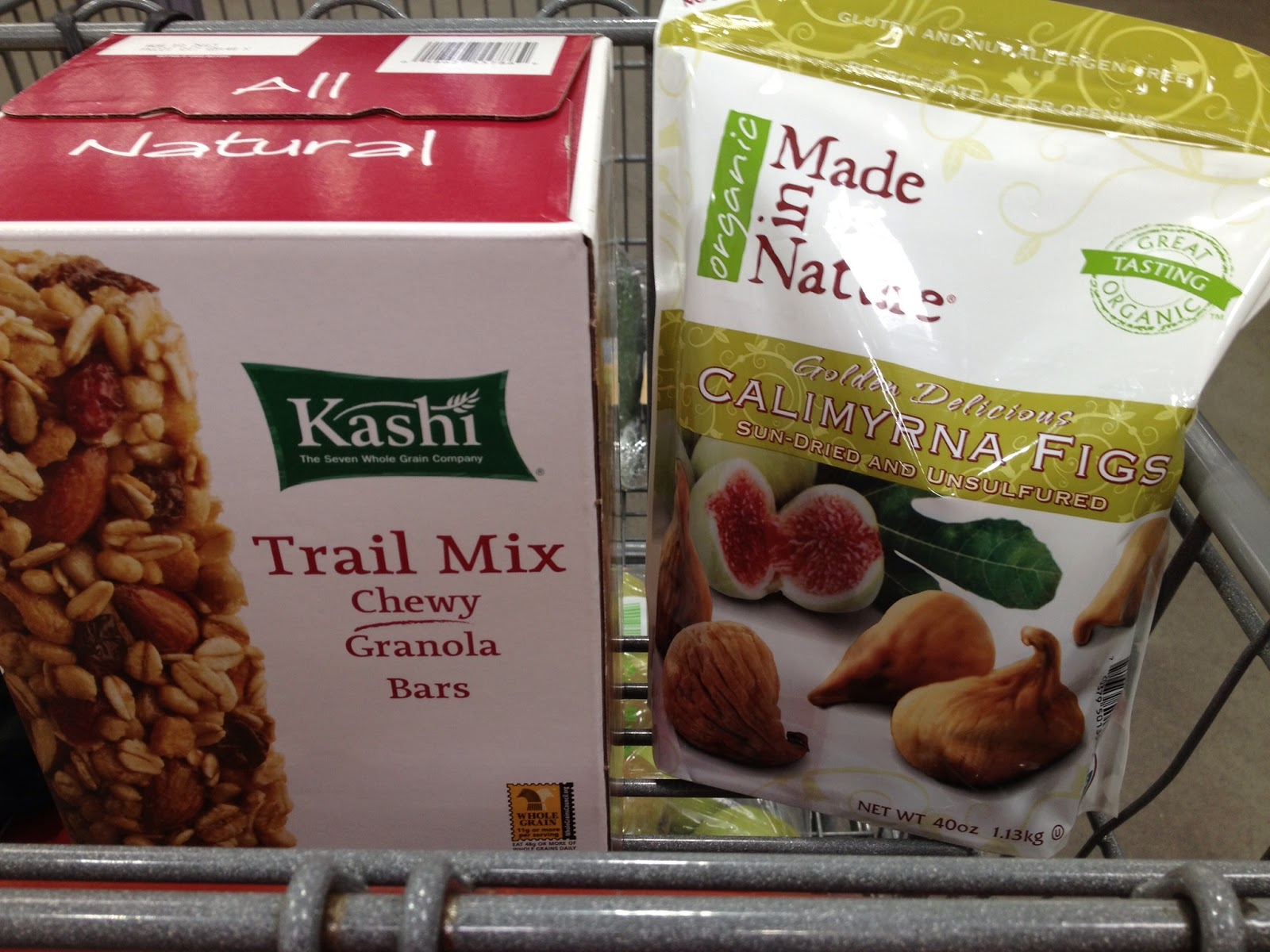 Coupons for kashi granola bars