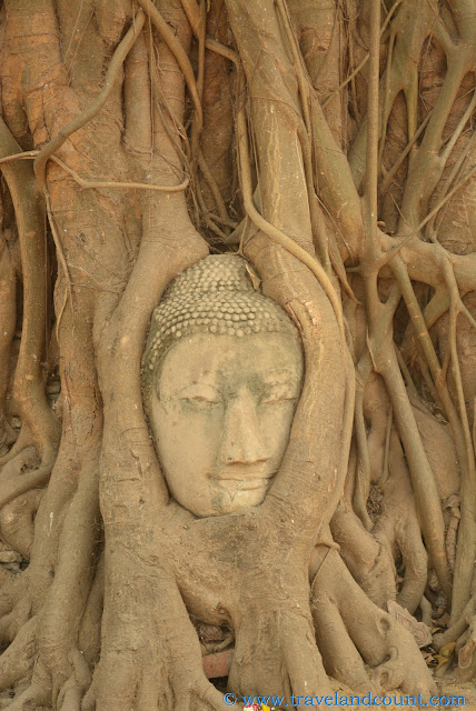 Ayutthaya, Thailand travel