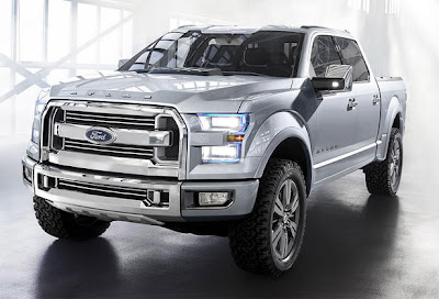 Ford Atlas Features Major Technological Advancements