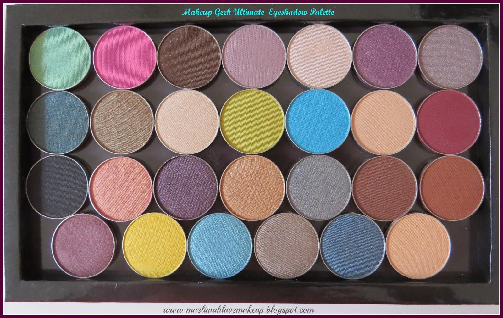 10 Sombra de Ojos combinaciones de color - Geek maquillaje
