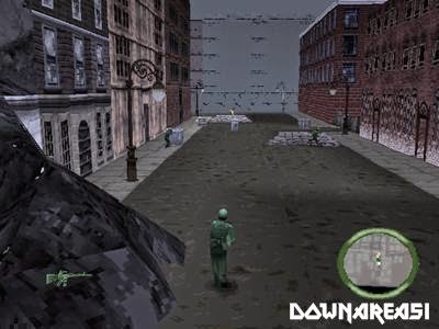 Army Men World War Final Front PSX Game