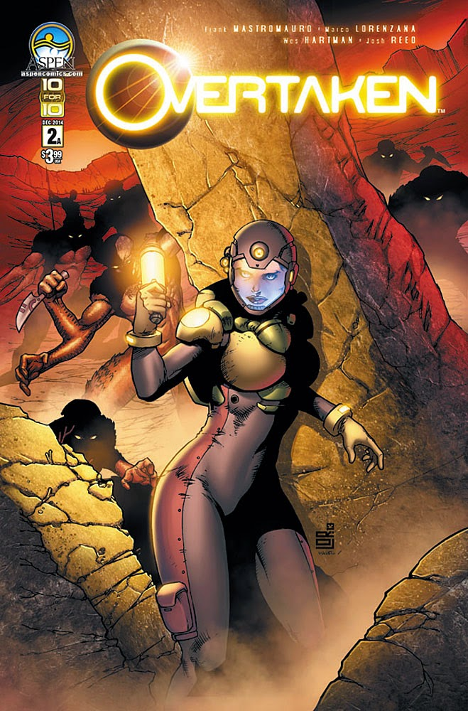 Aspen Comics Solicitations for December 2014