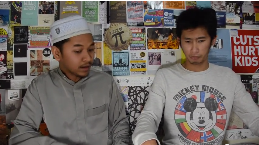 Video Mat Luthfi sempena Ramadhan
