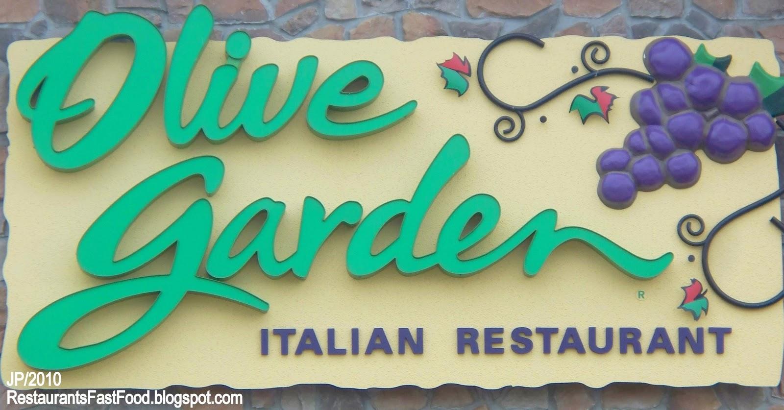 OLIVE GARDEN KISSIMMEE FLORIDA Irlo Bronson Hwy. Olive Garden Italian  Restaurant Kissimmee FL. Osceola