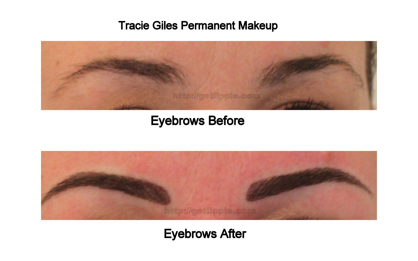 Best Of 2012 Permanent Makeup With Tracie Giles Get Lippie