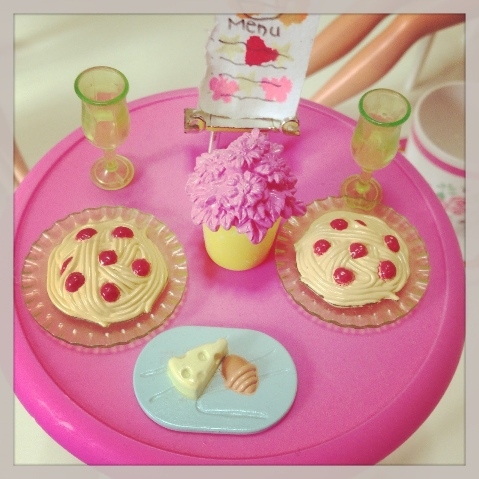 Cherry Berry Tea Party Ideas My Girl S First Playdate