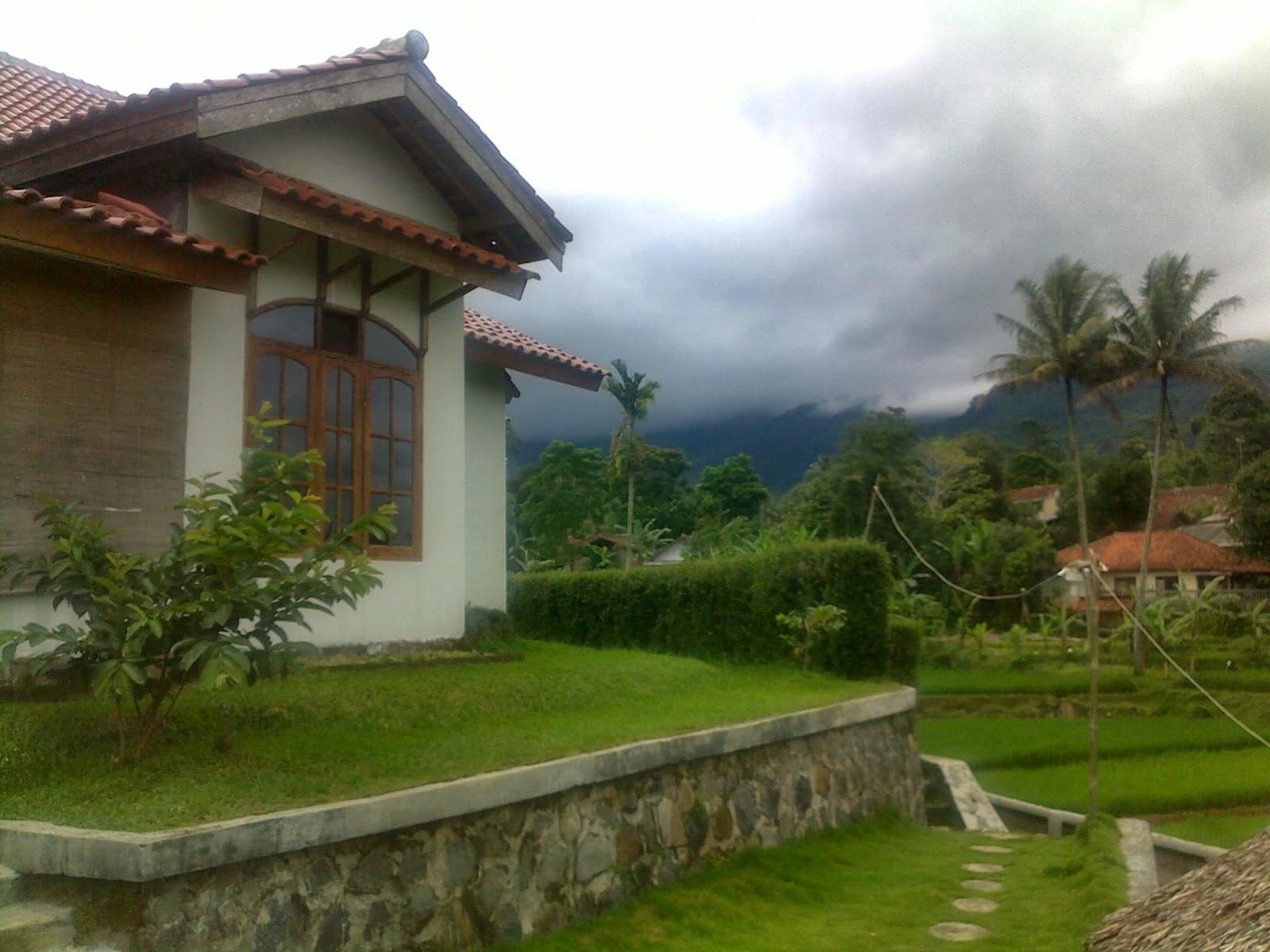 villa kecil minimalis images