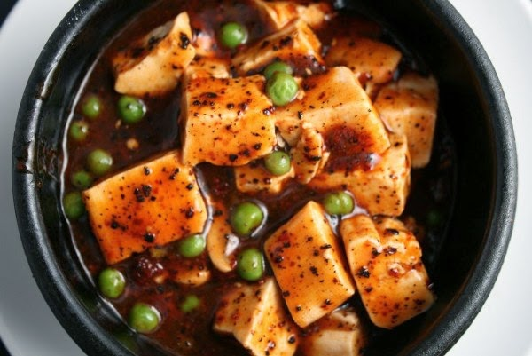 Simple Diced Tofu with Vegetables Recipes