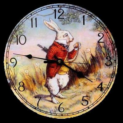 Fiestas tematicas alicia en el pais de las maravillas - Conejo de alicia en el pais de las maravillas ...