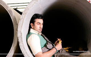 Barfi! HD Wallpaper, Charming Ranbir Kapoor as Murfy
