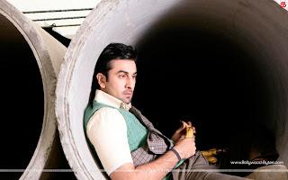 Barfi! HD Wallpaper, Charming Ranbir Kapoor as Murfy