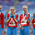 14th IAAF World Championship Moscow 2013 Medals Table List Final Results