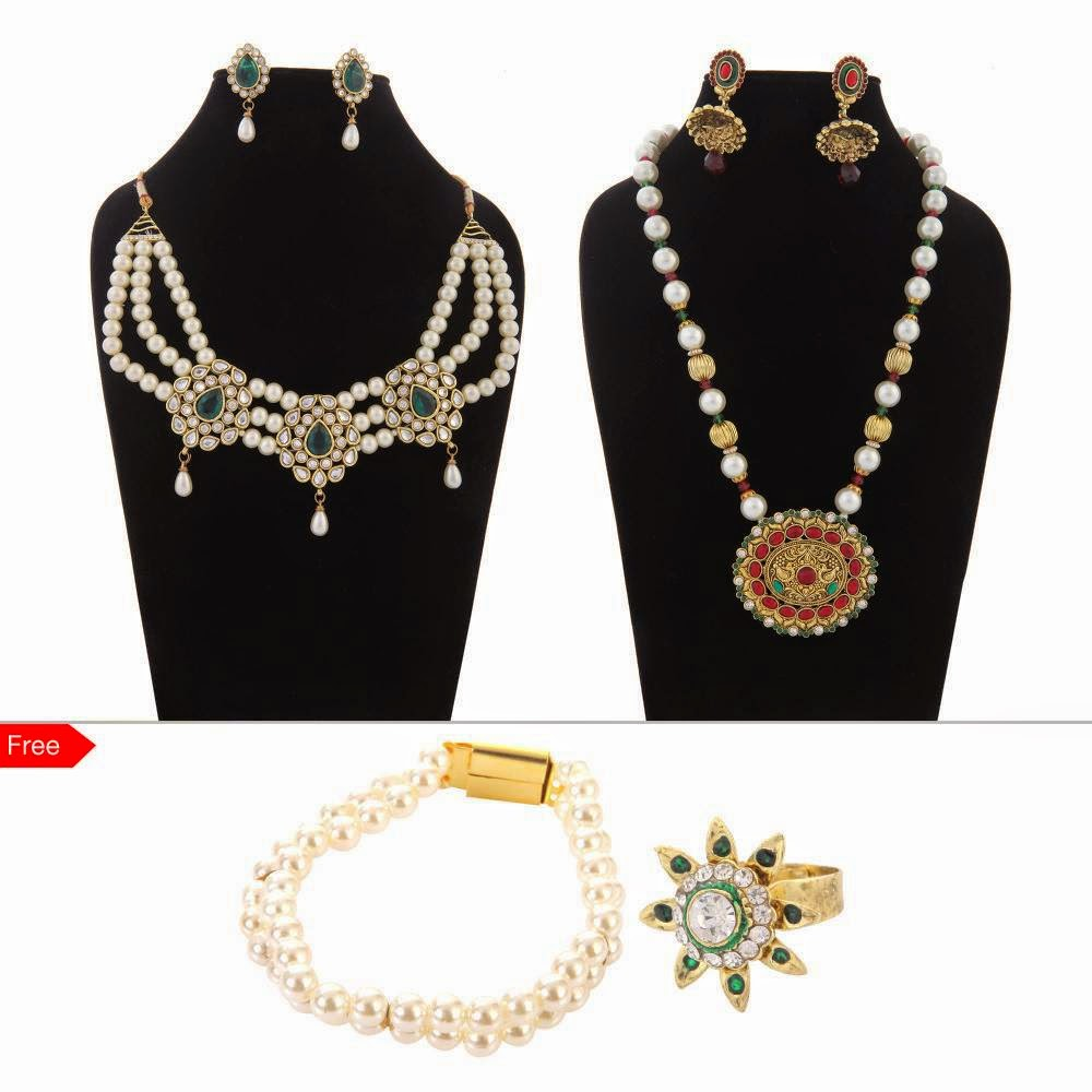 Homeshop18 : Rajwada Collection from SIA at Rs.799 : Buy To Earn