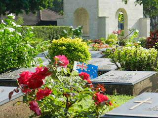 Anzac Memorial, kanchanaburi