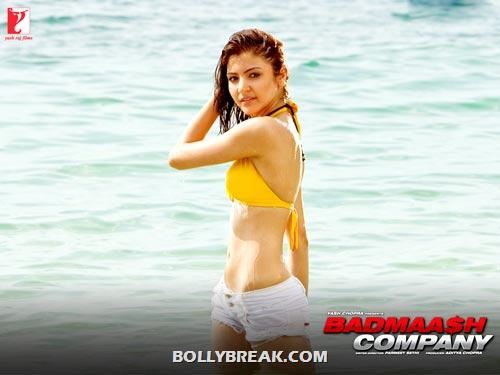 Anushka Sharma bikini hot pic - (3) - Kareena kapoor &amp; Anushka Sharma navel show