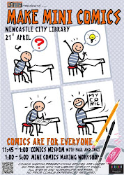 Newcastle Mini Comics 2012