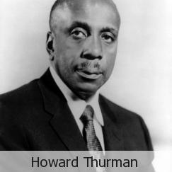 howard thurman Howard thurman led marsh chapel as dean from 1953 to 1965 (below) thurman and school of theology dean emeritus walter muelder (sth'30, grs'33, hon'73) at the 1978 dedication of bu's thurman room in marsh chapel.