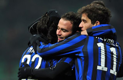Inter Milan 4 - 1 Lecce (1)