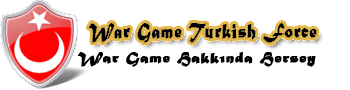 War game, Game forge, War Game ittifak Kodu OttomanS 565.388.292,
