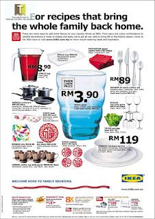 IKEA CNY Festive Season Sale 2013