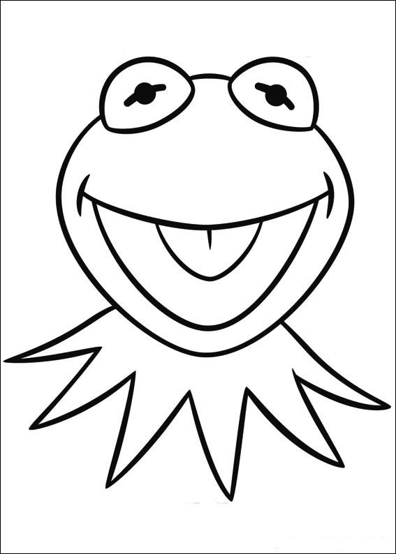 Fun Coloring Pages: The Muppets Coloring Pages