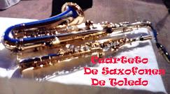 CUARTETO DE SAXOFONES DE TOLEDO