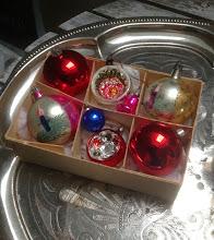Underbara julgranskulor till salu på tradera