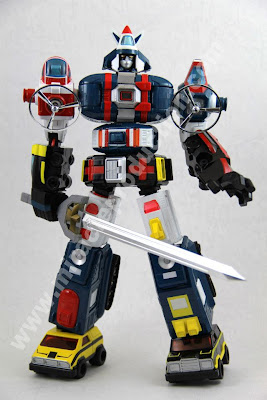 Miracle Productions Masterpiece Vehicle Voltron - Voltron I - Dairugger XV