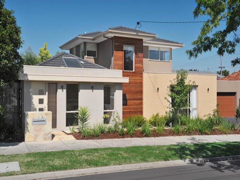 Fotos de fachadas de casas bonitas vote por sus fachadas for Casas medianas bonitas