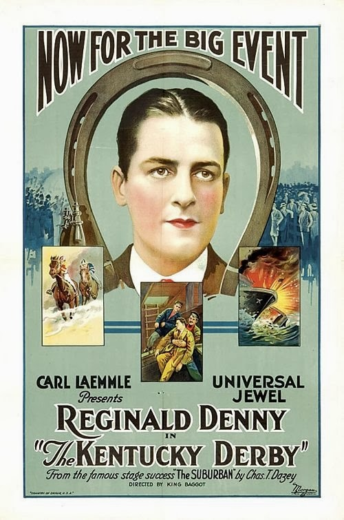 Movies: The Kentucky Derby 1922