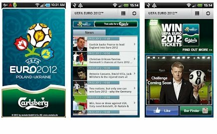 Carlsberg UEFA EURO 2012