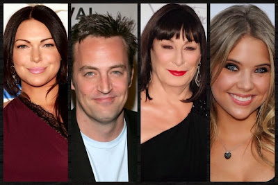 Laura Prepon,Matthew Perry,Angelica Huston,Asley Benson