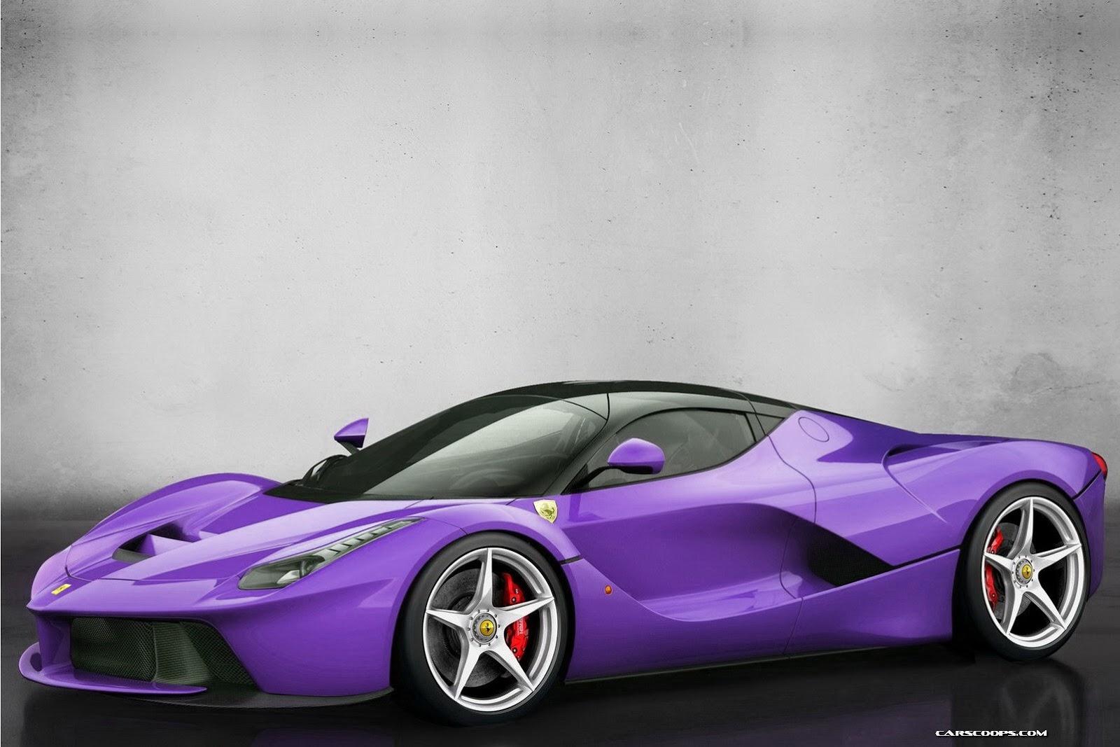 Laferrari Top View >> La Other Colours for LaFerrari