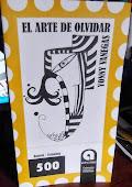 """""""El Arte de Olvidar"""" de Yonny Vanegas"""