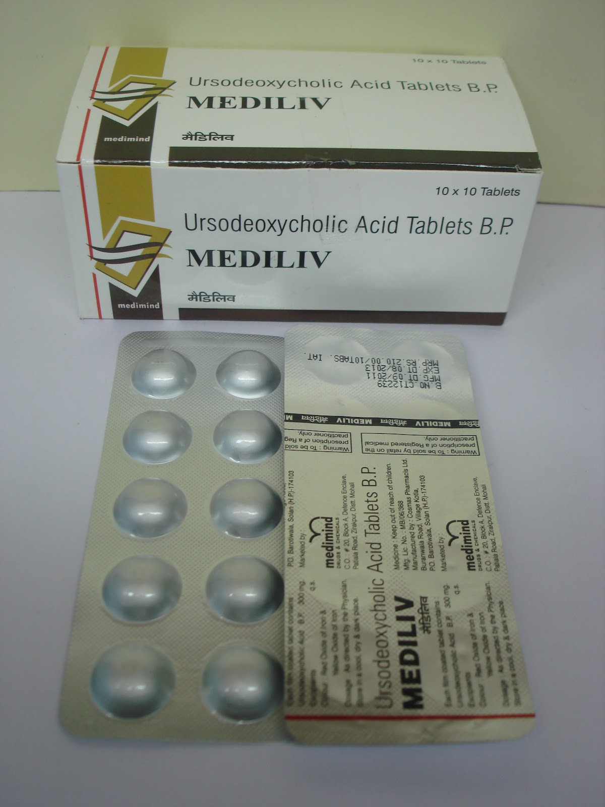 What Class Of Drug Is Ursodeoxycholic Acid