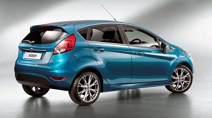 Ford Fiesta fue el segundo modelo más vendido en España en 2013