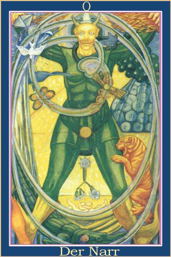 Tarot Crowley A La Mandragora
